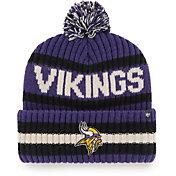 '47 Men's Minnesota Vikings Bering Purple Cuffed Knit Hat