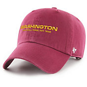 '47 Men's Washington Football Team Established 1932 Cleanup Cardinal Adjustable Hat