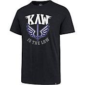 '47 Men's XFL St. Louis BattleHawks Kaw Is Law Navy T-Shirt