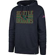 '47 Men's XFL Seattle Dragons Headline Navy Hoodie