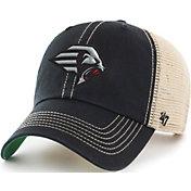 '47 Men's XFL New York Guardians Clean Up Trawler Black Adjustable Hat