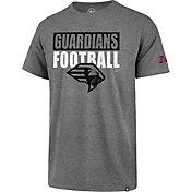 '47 Men's XFL New York Guardians Club Block Grey T-Shirt