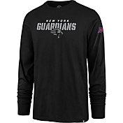 '47 Men's XFL New York Guardians Rival Black Long Sleeve Shirt