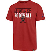 '47 Men's XFL Houston Roughnecks Club Block Red T-Shirt