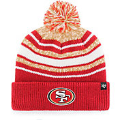 '47 Youth San Francisco 49ers Bubbler Red Knit Hat