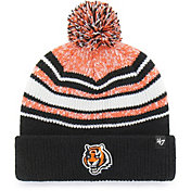 '47 Youth Cincinnati Bengals Bubbler Black Knit Hat