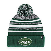 '47 Youth New York Jets Bubbler Green Knit Hat
