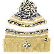 '47 Youth New Orleans Saints Bubbler Gold Knit