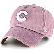 '47 Women's Chicago Cubs Purple Snow Cone Clean Up Adjustable Hat