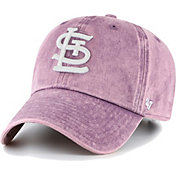 '47 Women's St. Louis Cardinals Purple Snow Cone Clean Up Adjustable Hat