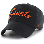 '47 Women's San Francisco Giants Black Lyric Clean Up Adjustable Hat