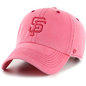 '47 Women's San Francisco Giants Red Boathouse Clean Up Adjustable Hat