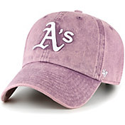'47 Women's Oakland Athletics Purple Snow Cone Clean Up Adjustable Hat