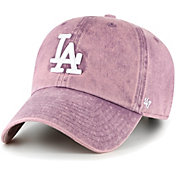 '47 Women's Los Angeles Dodgers Purple Snow Cone Clean Up Adjustable Hat