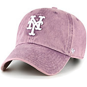 '47 Women's New York Mets Purple Snow Cone Clean Up Adjustable Hat