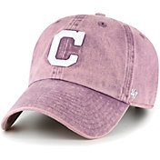 '47 Women's Cleveland Indians Purple Snow Cone Clean Up Adjustable Hat