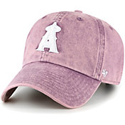 '47 Women's Los Angeles Angels Purple Snow Cone Clean Up Adjustable Hat
