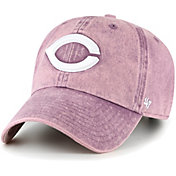 '47 Women's Cincinnati Reds Purple Snow Cone Clean Up Adjustable Hat