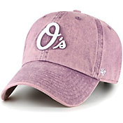 '47 Women's Baltimore Orioles Purple Snow Cone Clean Up Adjustable Hat