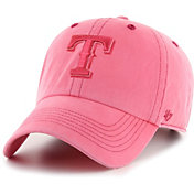 '47 Women's Texas Rangers Red Boathouse Clean Up Adjustable Hat