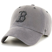 '47 Women's Boston Red Sox Grey Boathouse Clean Up Adjustable Hat