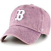 '47 Women's Boston Red Sox Purple Snow Cone Clean Up Adjustable Hat