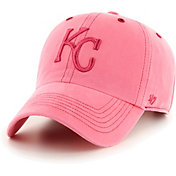 '47 Women's Kansas City Royals Red Boathouse Clean Up Adjustable Hat