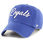 '47 Women's Kansas City Royals Royal Lyric Clean Up Adjustable Hat