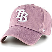 '47 Women's Tampa Bay Rays Purple Snow Cone Clean Up Adjustable Hat
