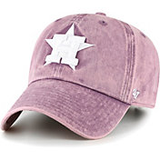 '47 Women's Houston Astros Purple Snow Cone Clean Up Adjustable Hat