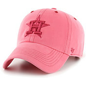 '47 Women's Houston Astros Red Boathouse Clean Up Adjustable Hat