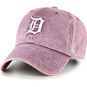'47 Women's Detroit Tigers Purple Snow Cone Clean Up Adjustable Hat