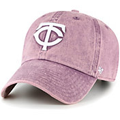 '47 Women's Minnesota Twins Purple Snow Cone Clean Up Adjustable Hat