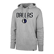 New Era Women's Dallas Mavericks Blue Graphic Logo Long Sleeve T-Shirt