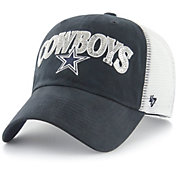 '47 Women's Dallas Cowboys Sparkleoosa Adjustable Hat