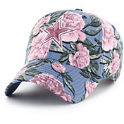 '47 Women's Dallas Cowboys Peony Clean Up Adjustable Hat