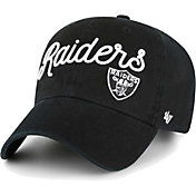 '47 Women's Las Vegas Raiders Black Millie Adjustable Hat