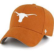 '47 Youth Texas Longhorns Burnt Orange MVP Adjustable Hat