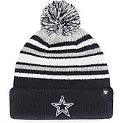 '47 Youth Dallas Cowboys Navy Bubbler Cuffed Knit Beanie