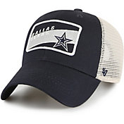 '47 Youth Dallas Cowboys Topher MVP Adjustable Hat