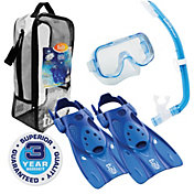 TUSA Sport Jr. Mini Kleio Snorkeling Set with Reusable Bag