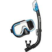 TUSA Sport Jr. Mini Kleio Dry Snorkeling Combo with Reusable Bag