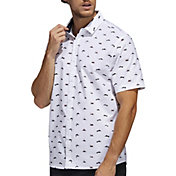 adidas Men's Adicross Stretch Woven Golf Shirt