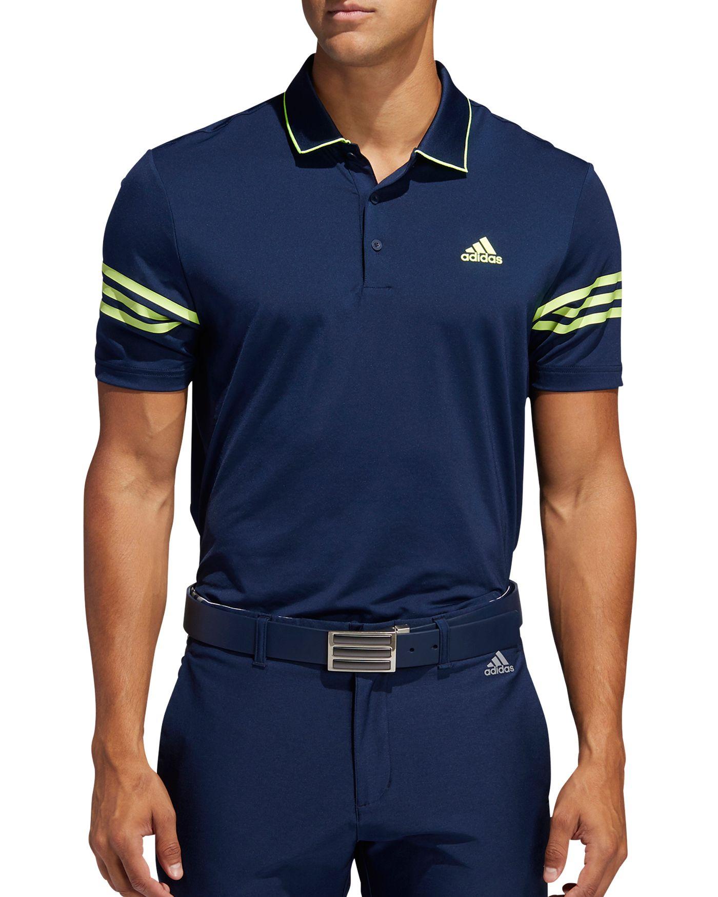 adidas Men's Ultimate365 Blocked Golf Polo