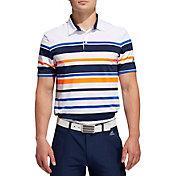 adidas Men's Ultimate365 Stripe Golf Polo