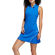 adidas Women's Perforated Color Pop Golf Dress