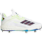 adidas Men's Icon 6 Boost Prism Metal Baseball Cleats