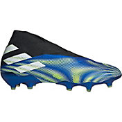 adidas Men's Nemeziz + FG Laceless Soccer Cleats