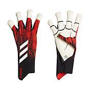 adidas Adult Predator 20 Pro Hybrid Soccer Gloves