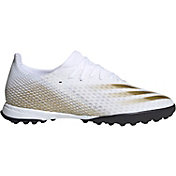 adidas Men's X Ghosted.3 Turf Soccer Cleats
